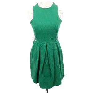 Missoni Made in Italy Green Sheath Dress Size 6